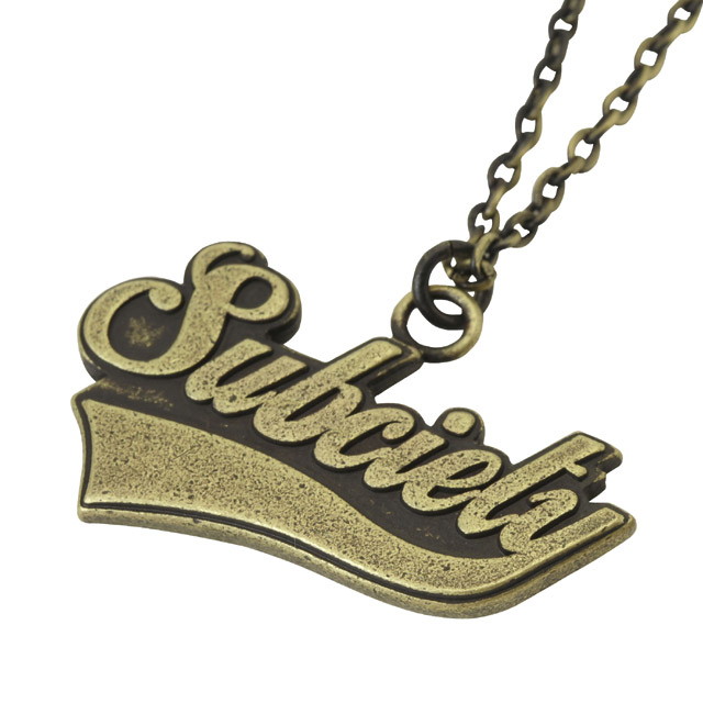 Subciety サブサエティー 【定番】METAL NECKLACE -GLORIOUS-
