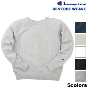 Champion チャンピオン REVERSE WEAVE CREW NECK SWEAT SHIRTS(C3-W004)