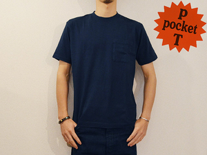 スタンダードカリフォルニア Standard California SD POCKET PACK T NAVY