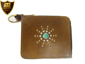 HTC TYPE5 COIN CASE #STAR BURST TQ L.BROWN