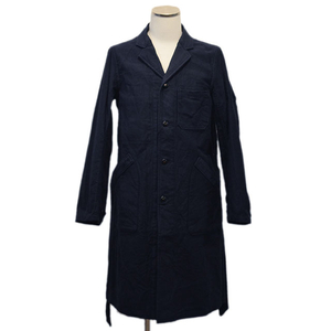 Nigel Cabourn ナイジェルケーボン WORKER COAT MOLESKIN(INDIGO)
