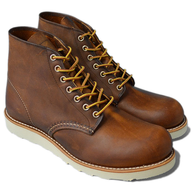 "RED WING レッドウィング 【9111】Classic Work 6"" Round-toe 9111"