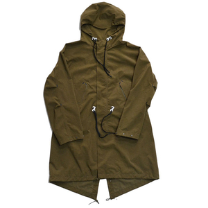 RAINY PLANET レイニープラネット Field Parka Brown