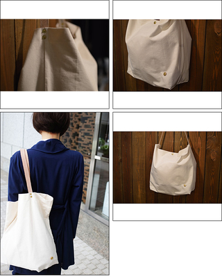 THE CANVET ザ・キャンベット UNIVERSAL SHOULDER BAG TC714026