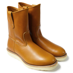 "RED WING レッドウィング 【9866】Irish Setter 9"" Pecos Gold Russet ""Sequoia"""
