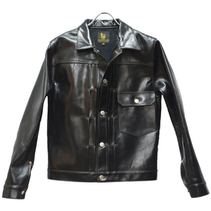 FINE CREEK LEATHERS ファインクリークレザーズ RICHMOND BLACK