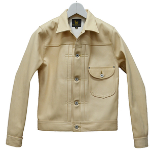 FINE CREEK LEATHERS ファインクリークレザーズ LYNCHBURG WW2 TAN FCJK009