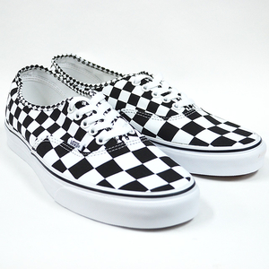 VANS バンズ AUTHENTIC(Mix Checker) Lifestyle Black/TRUE WHITE VN0A38EMQ9B