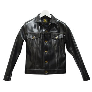 FINE CREEK LEATHERS ファインクリークレザーズ HAMPTON BLACK FCJK003