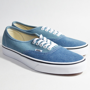 VANS バンズ AUTHENTIC Lifestyle (Denim 2-Tone) blue/true white VN0A38EMQ69