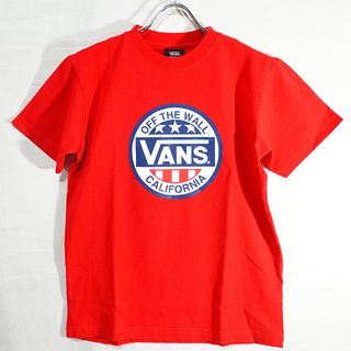 スタンダードカリフォルニア Standard California VANS×SD Circle Logo T