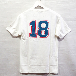 スタンダードカリフォルニア Standard California UNITED WE STANDARD T-SHIRT WHITE 18SU