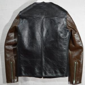 FINE CREEK LEATHERS ファインクリークレザーズ BUD BROWN/BLACK ACJK001