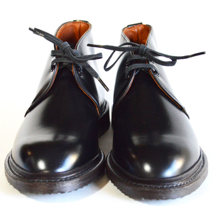 RED WING レッドウィング 【9096】CAVERLY CHUKKA BLACK ESQUIRE Black