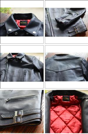 FINE CREEK LEATHERS ファインクリークレザーズ EDWARD; FINECREEK&CO BLACK ACJK009