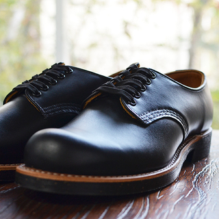 RED WING レッドウィング 【8054】FOREMAN OXFORD CHROME BLACK