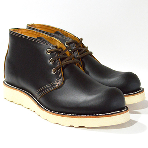 RED WING レッドウィング 【9852】IRISH SETTER CHUKKA KLONDIKE BLACK