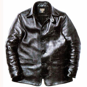 FINE CREEK LEATHERS ファインクリークレザーズ GILMOUR BLACK FCCO001