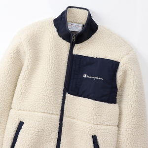 Champion チャンピオン BOA FLEECE ZIP JACKET C3-Q615