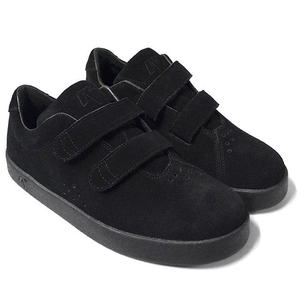 AREth アース MODEL i (velcro) ALL BLACK