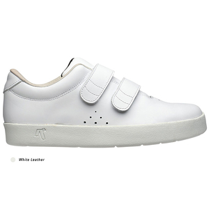 AREth アース I VELCRO 20LATE WHITE LEATHER